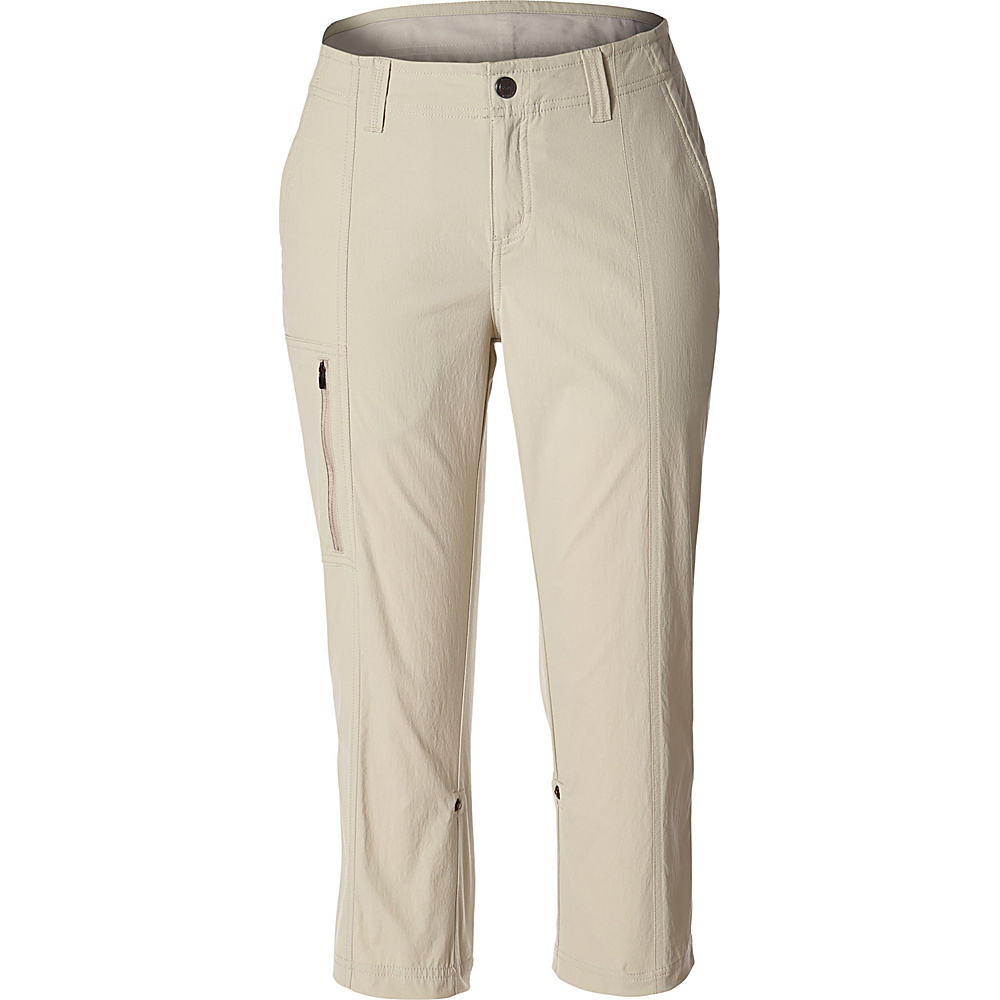 Royal Robbins Womens Discovery III Capri 14 - Sandstone - Royal Robbins Womens Apparel - Apparel & Footwear, Women's Apparel