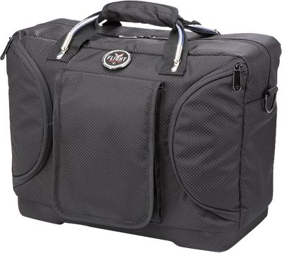 Flight Outfitters Flight Level Travel Tote Black - Flight Outfitters Luggage Totes and Satchels