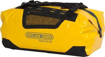 Ortlieb 110L Duffel Sunyellow-Black - Ortlieb Outdoor Duffels