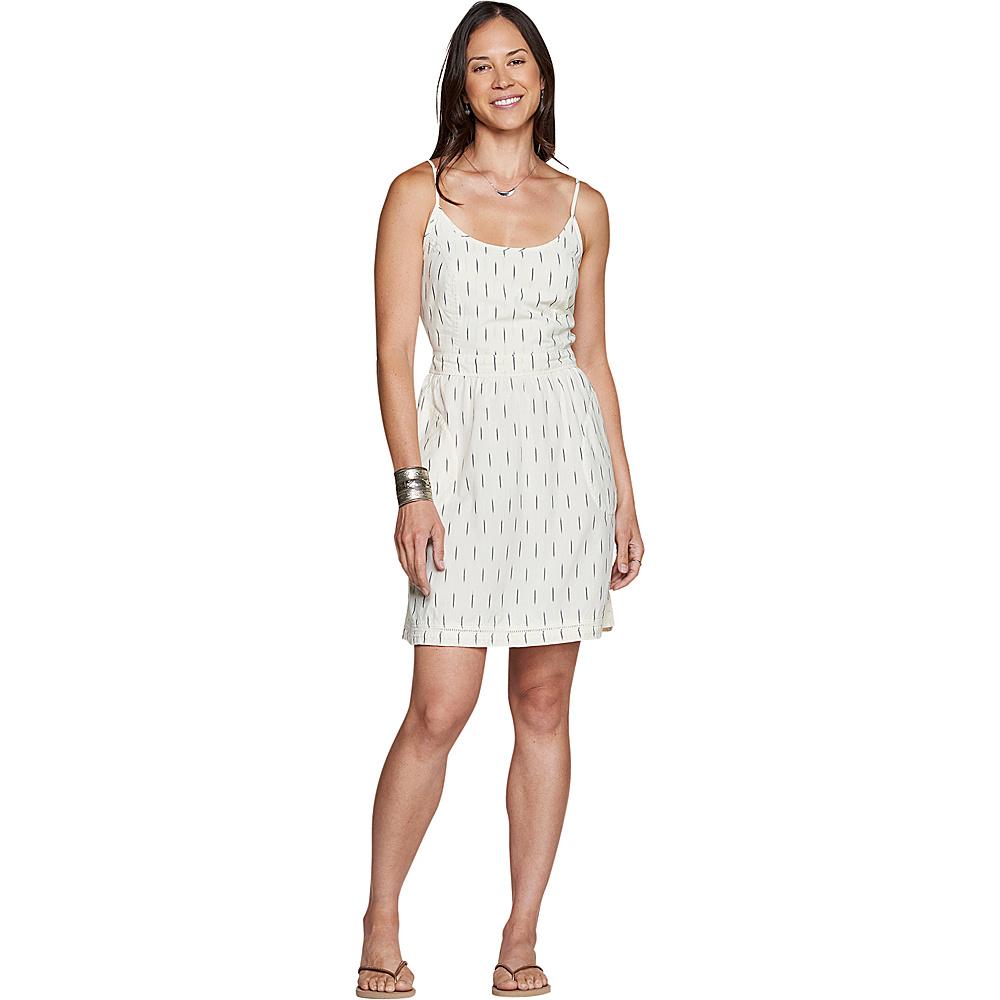 Toad & Co Womens Fresco Dress XS - Salt - Toad & Co Womens Apparel - Apparel & Footwear, Women's Apparel