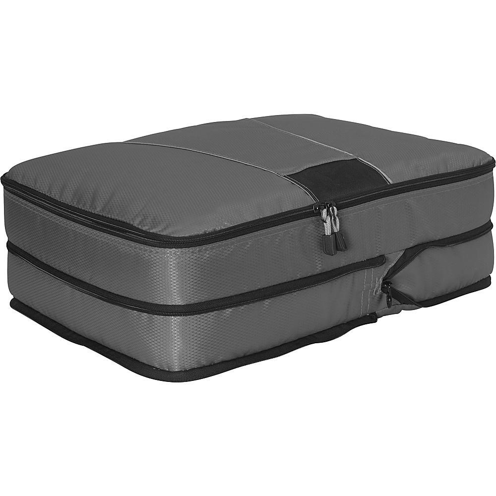 eBags Classic Large Compression Cube Titanium - eBags Travel Organizers