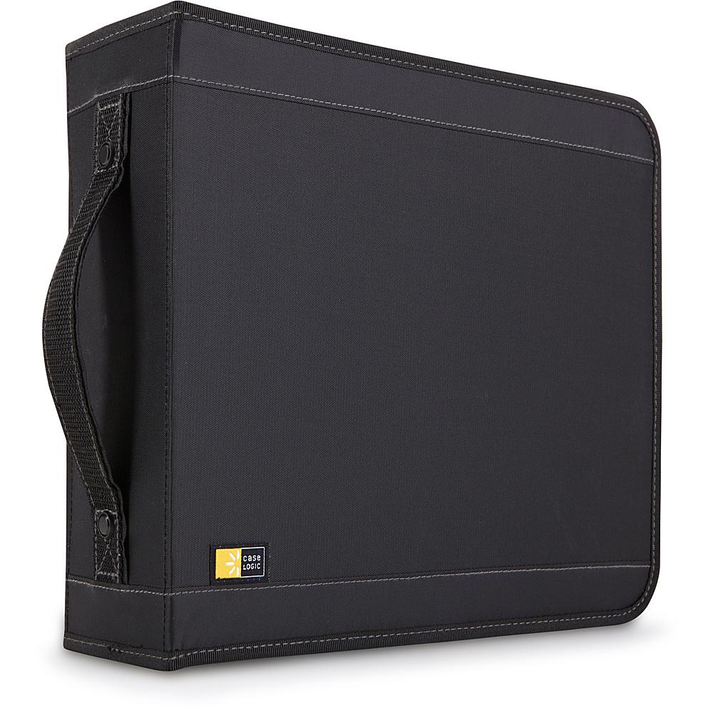Case Logic 208 Capacity CD Wallet Black Case Logic Electronic Cases