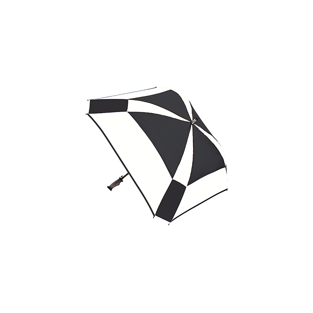 ShedRain Gellas Auto Open Vented Square Golf Umbrella - Sports, Sports Accessories