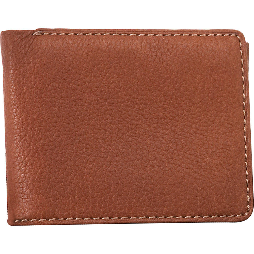 Buxton Metropolis Credit Card Billfold - Tan - Work Bags & Briefcases, Men's Wallets