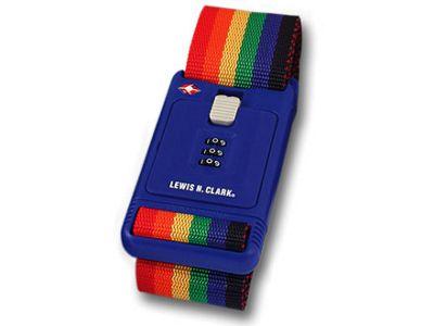 Lewis N. Clark TSA Friendly Locking Travel Belt