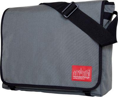 Manhattan Portage DJ Bag - Large Gray - Manhattan Portage Messenger Bags