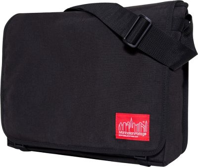 Manhattan Portage DJ Bag - Large Black - Manhattan Portage Messenger Bags