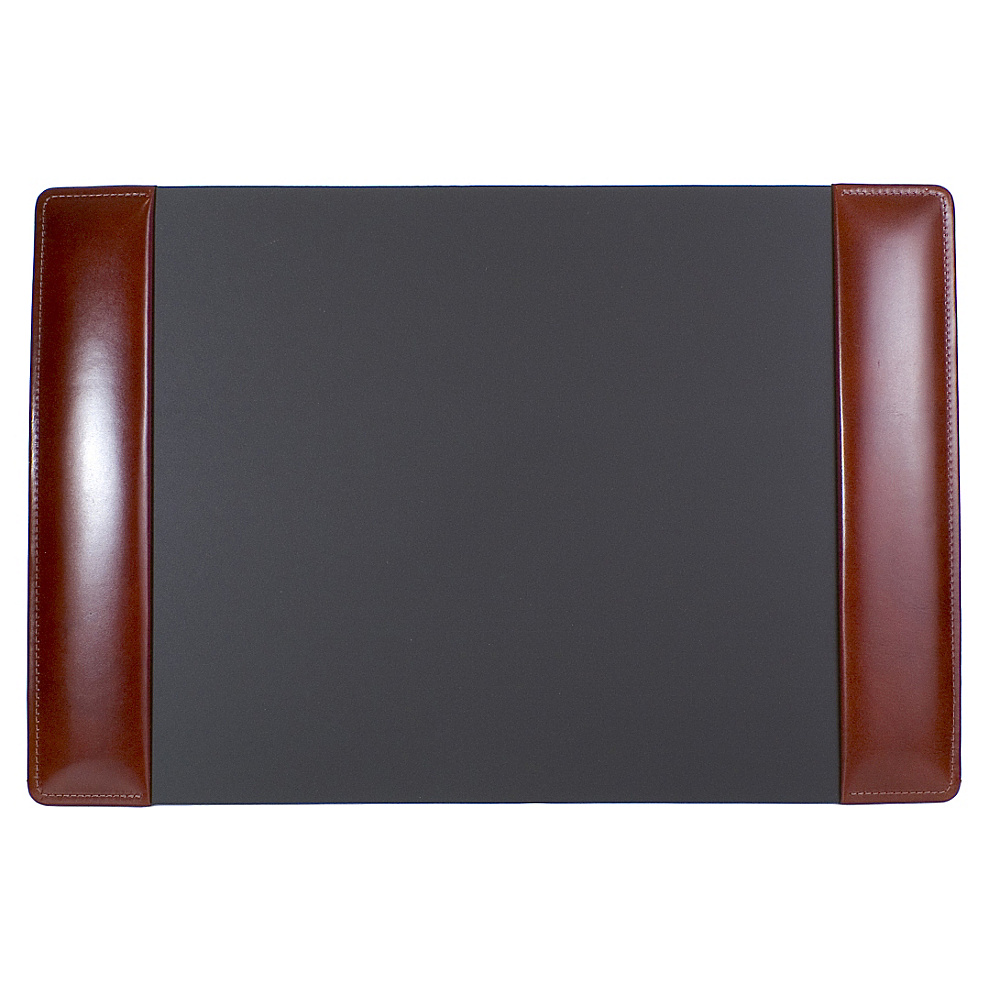 Bosca Old Leather Home Desk Pad Cognac