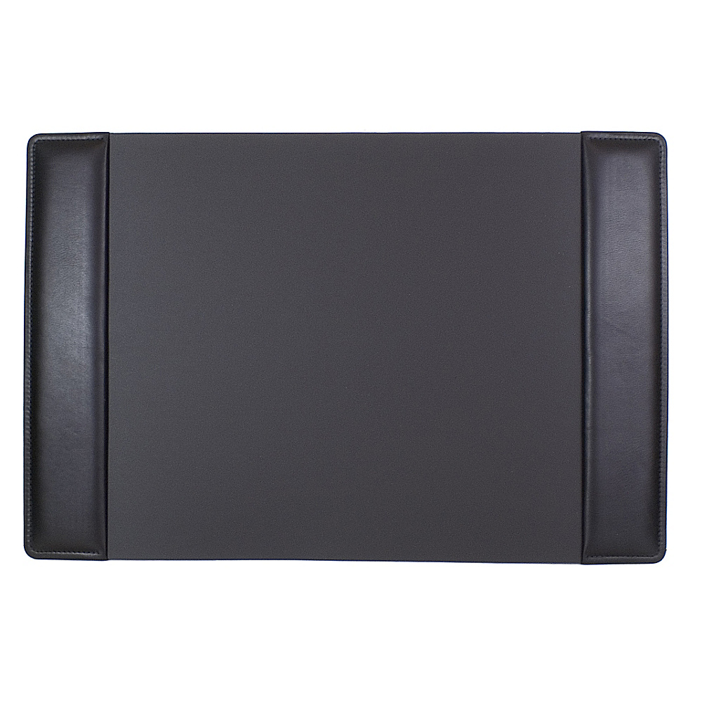 Bosca Nappa Vitello Home Desk Pad Black