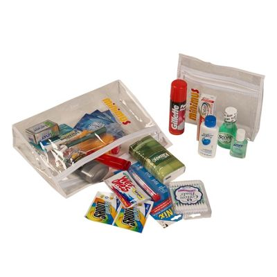 Minimus Male Personal Care Travel Kit - As Shown