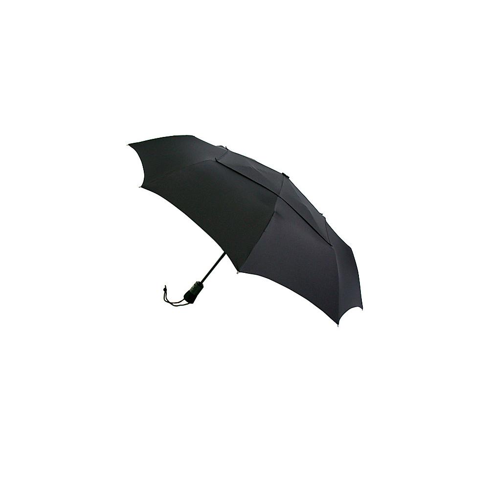ShedRain WindPro Auto/Close Mini Umbrella - Black - Travel Accessories, Umbrellas and Rain Gear