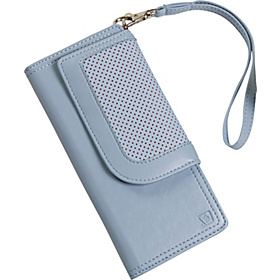 iPod Nano Uptown Clutch Wallet Big Sky Blue