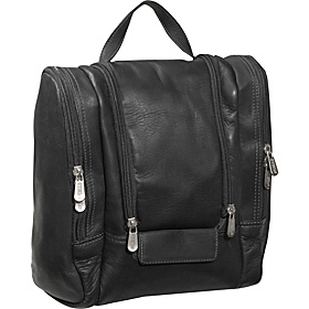 Hanging Travel Toiletry Kit Black