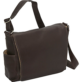 Urban Messenger Brief Chocolate