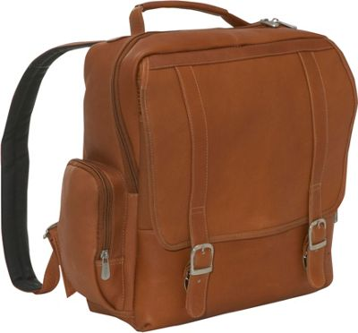 Piel Leather Laptop Backpack