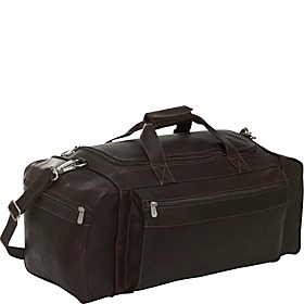 Large Duffel Bag Chocolate