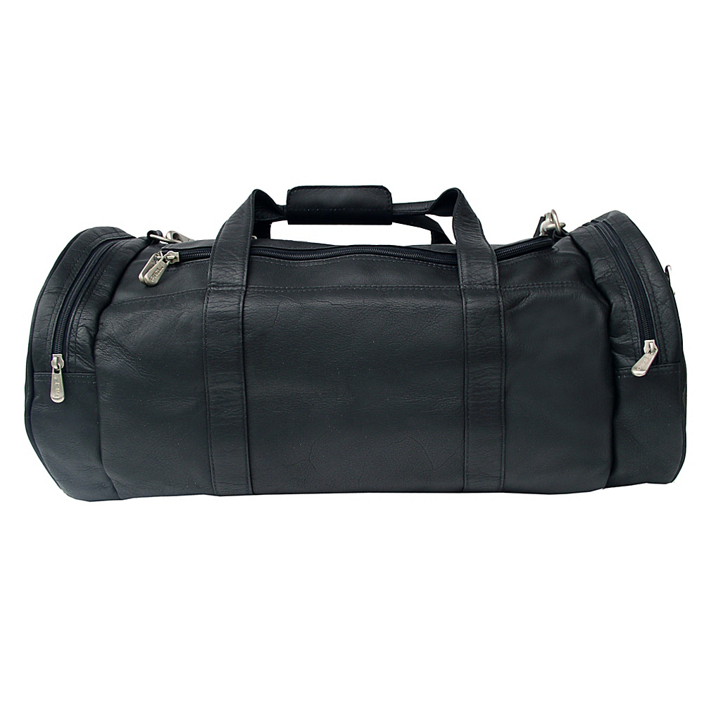 Piel Gym Bag - 23in - Black - Luggage, Luggage Totes and Satchels