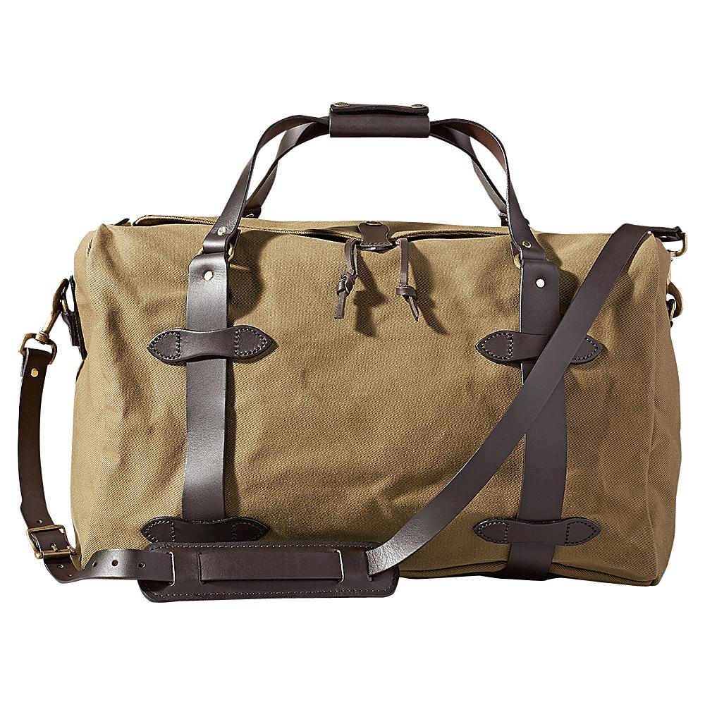 Filson Medium 25 Duffle Bag - Desert Tan - Duffels, All-Purpose Duffels