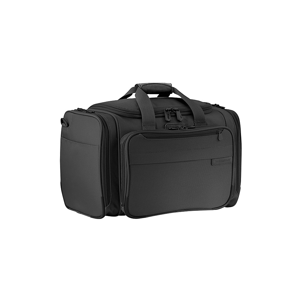 Briggs & Riley Baseline 17 Deluxe Travel Tote - Black - Luggage, Luggage Totes and Satchels