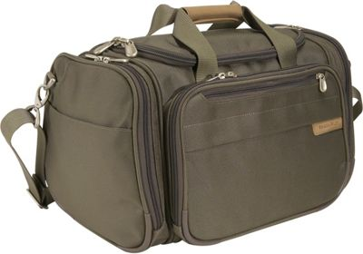 "Briggs & Riley Baseline 17"" Deluxe Travel Tote - Olive"