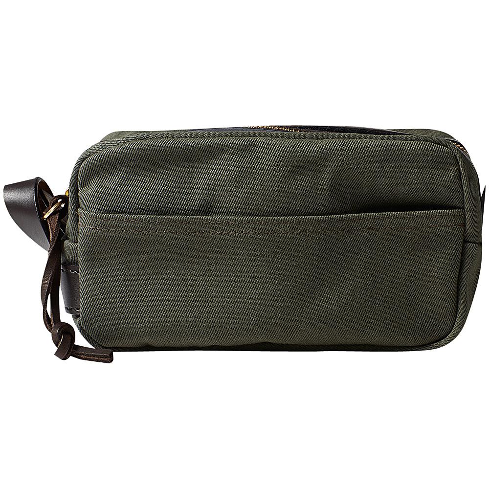 Filson Travel Kit - Otter Green - Travel Accessories, Toiletry Kits