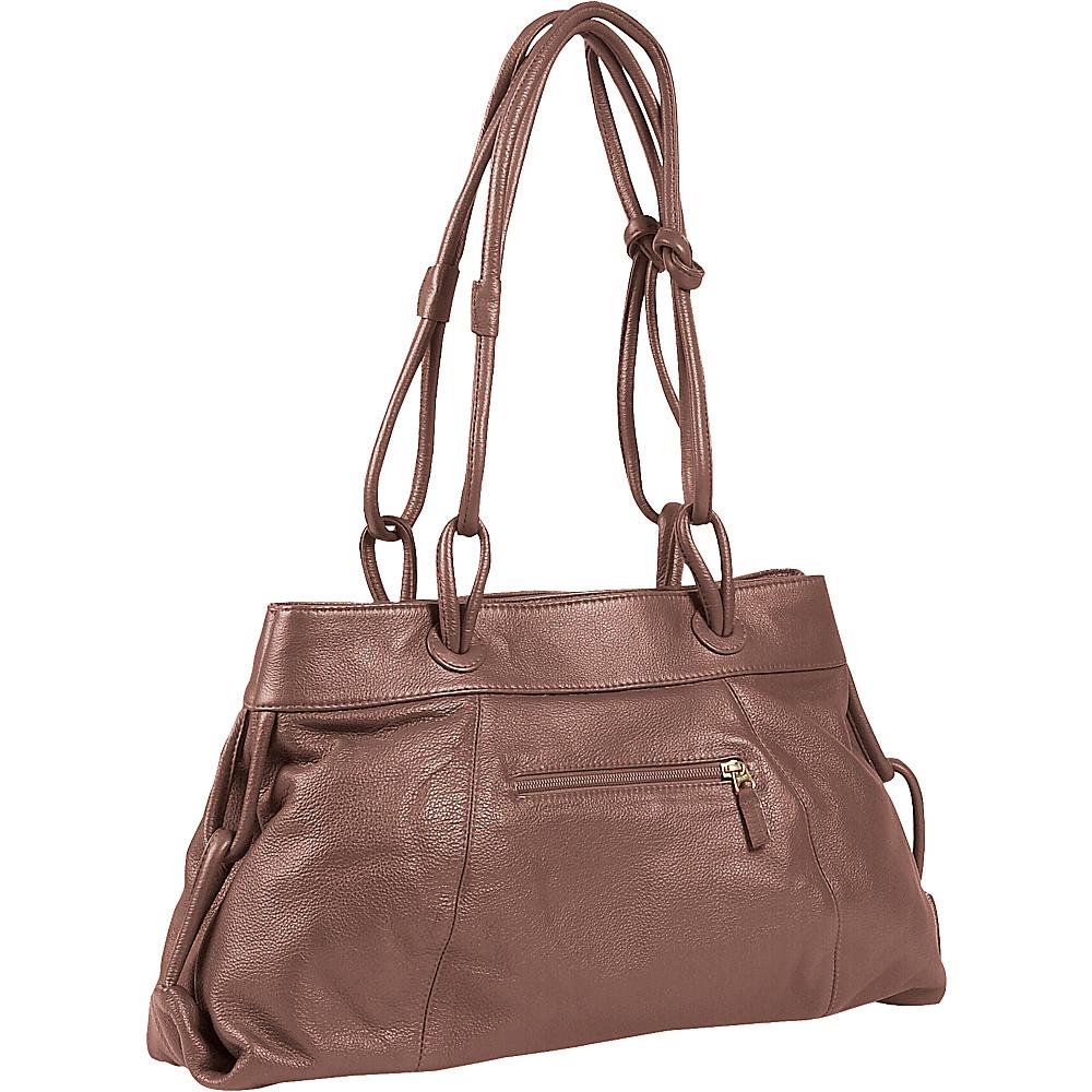 J. P. Ourse & Cie. Farrington - Cinnamon - Handbags, Leather Handbags