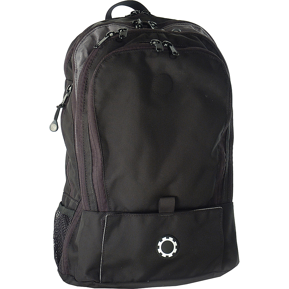 DadGear Backpack Basic Diaper Bag - Black - Backpacks, Everyday Backpacks