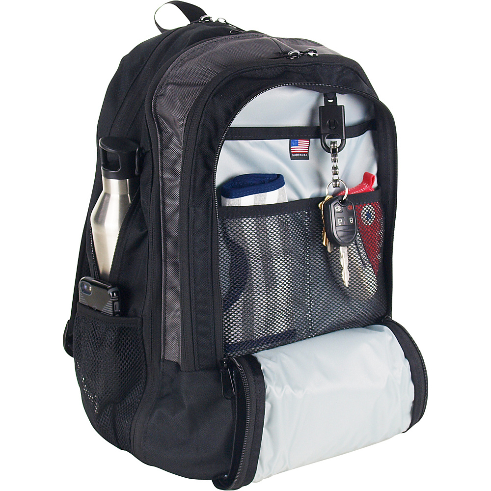 DadGear Backpack Basic Diaper Bag - Navy