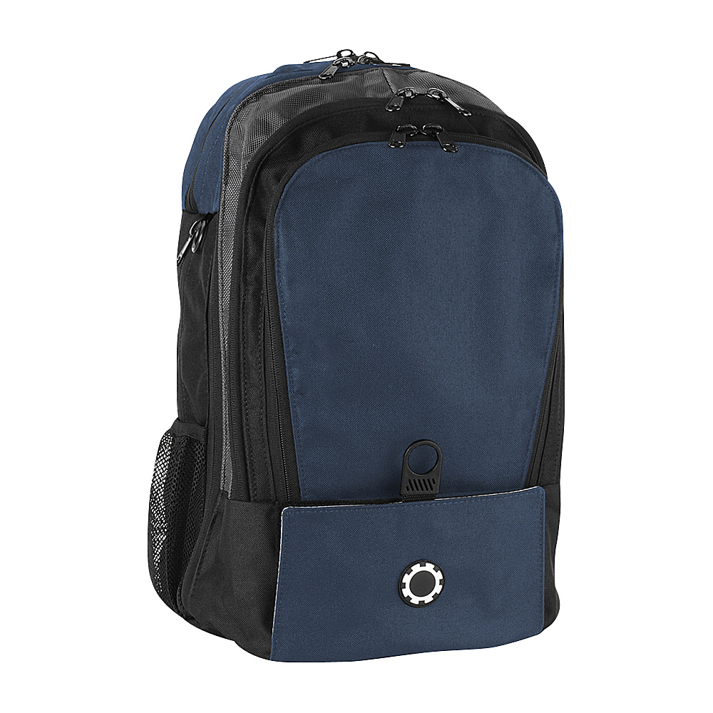 DadGear Backpack Basic Diaper Bag - Navy - Backpacks, Everyday Backpacks