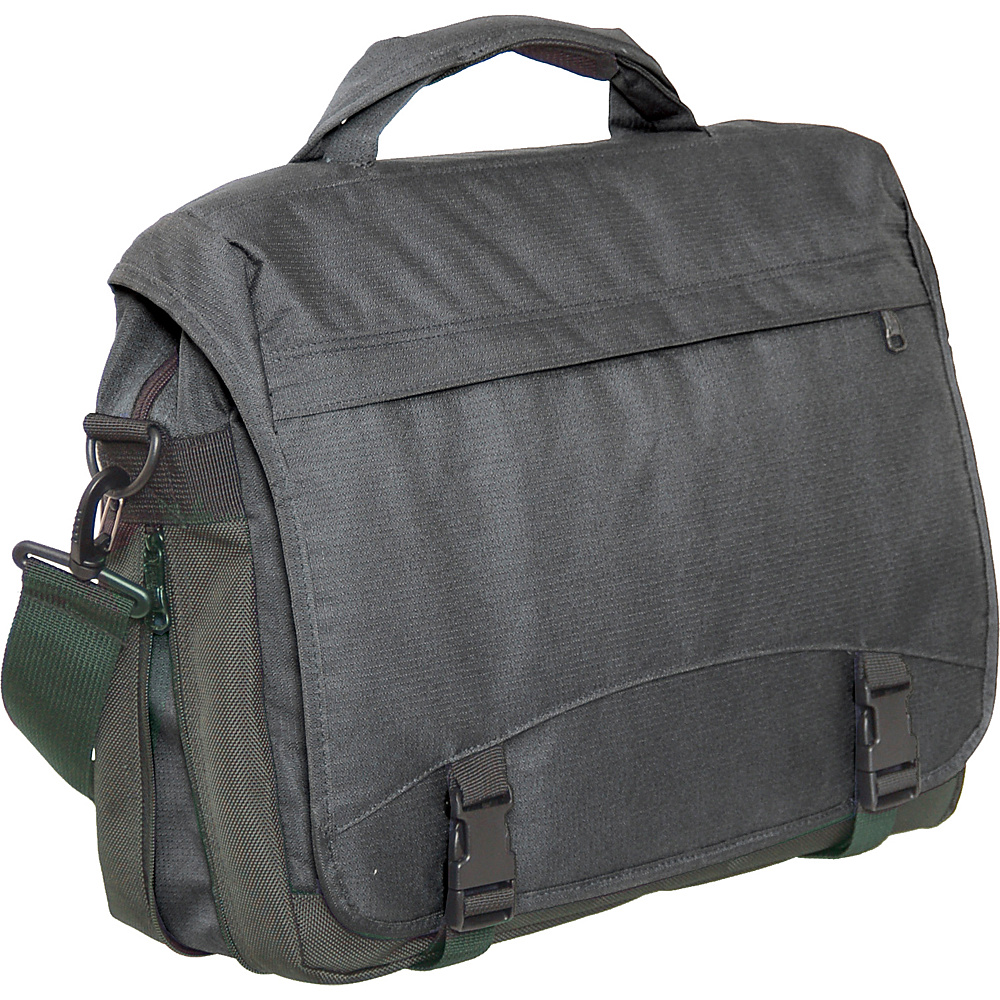 Netpack Comp Brief II - Black - Work Bags & Briefcases, Non-Wheeled Business Cases