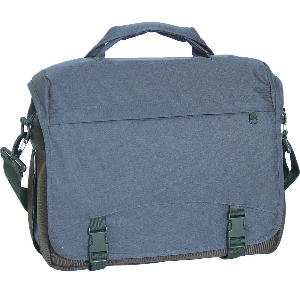 Netpack Comp Brief II - Navy - Work Bags & Briefcases, Non-Wheeled Business Cases