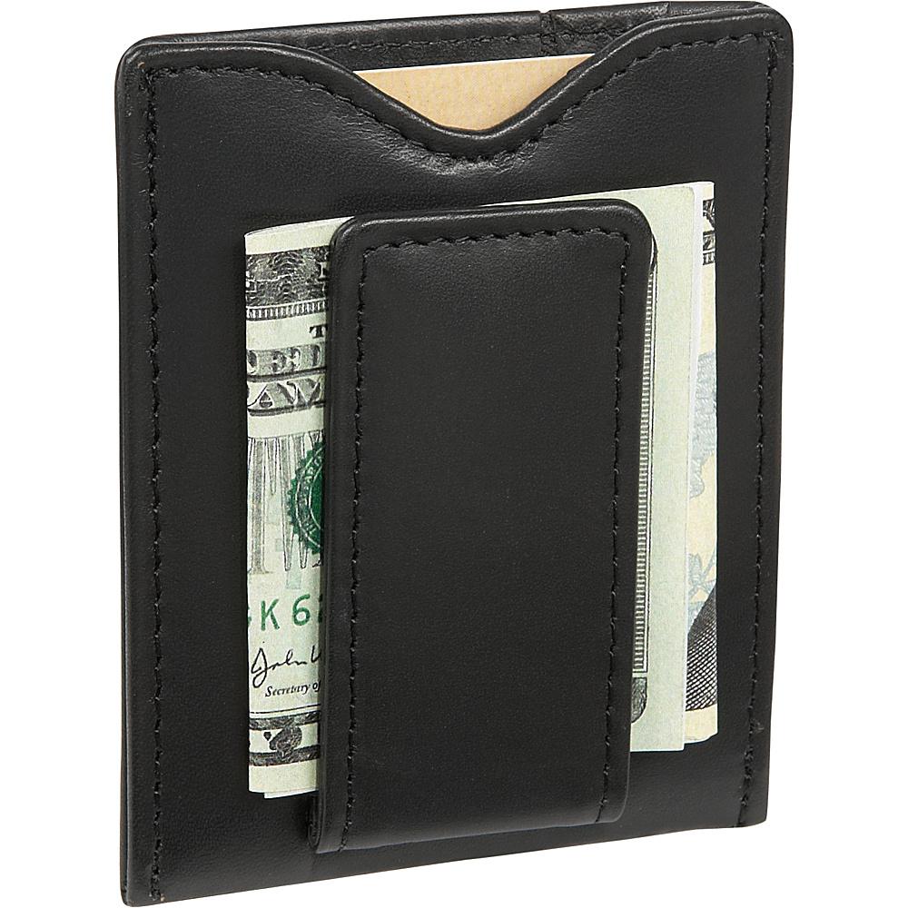 Dopp Regatta 88 Series Magnetic Money Clip - Black - Work Bags & Briefcases, Men's Wallets