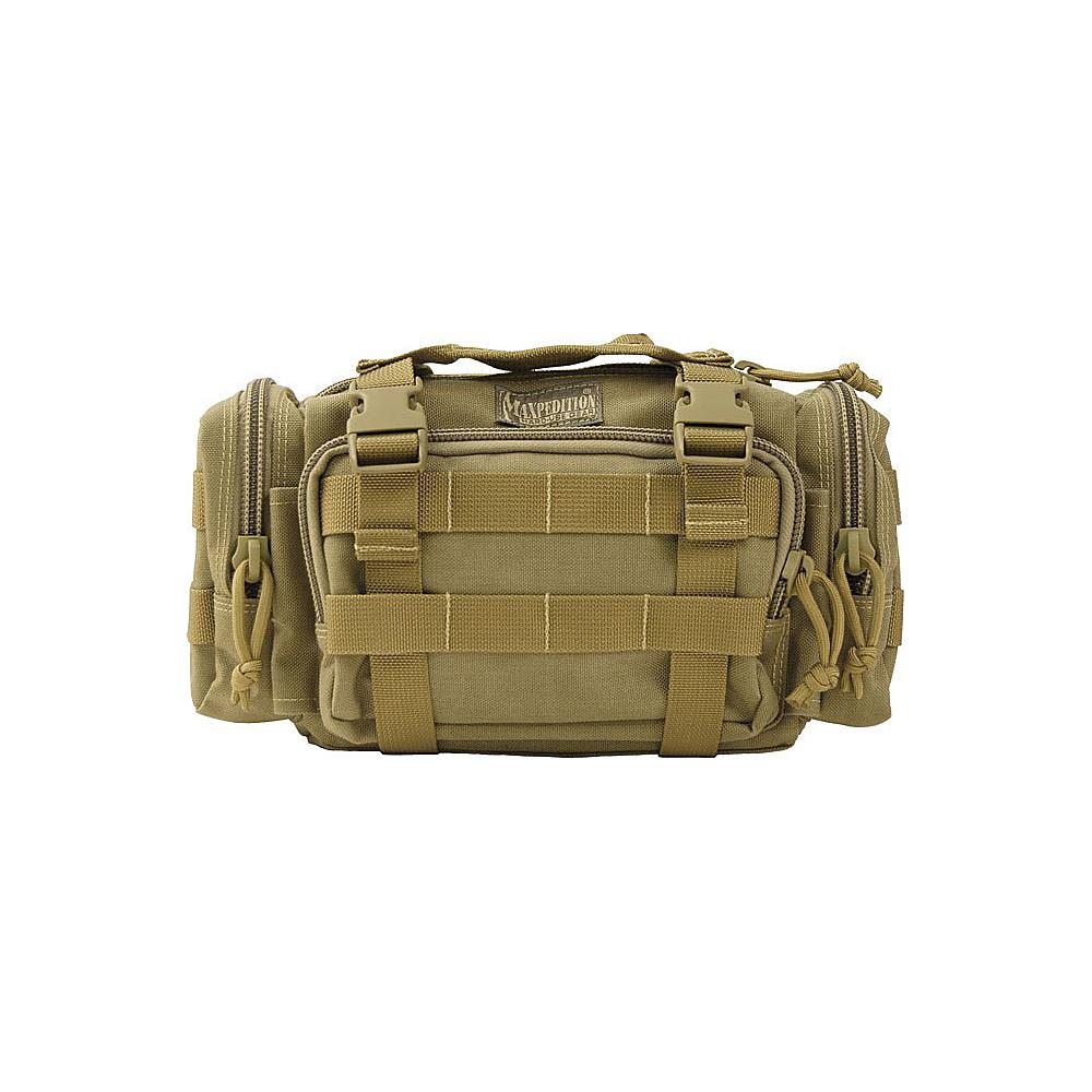 Maxpedition PROTEUS VERSIPACK - Khaki - Backpacks, Waist Packs