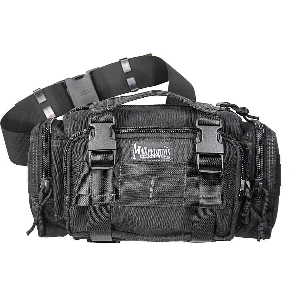 Maxpedition PROTEUS VERSIPACK - Black - Backpacks, Waist Packs