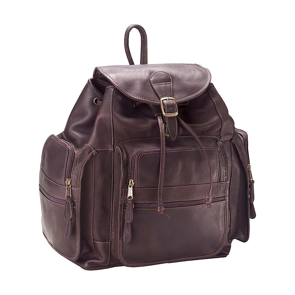 Clava XL Backpack - Vachetta Cafe - Backpacks, Everyday Backpacks