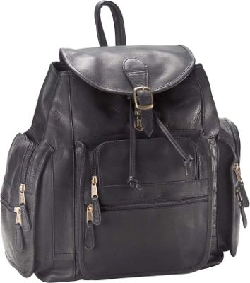 Clava XL Backpack - Vachetta Black