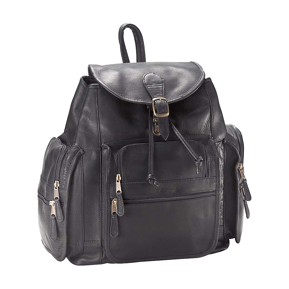 Clava XL Backpack - Vachetta Black - Backpacks, Everyday Backpacks