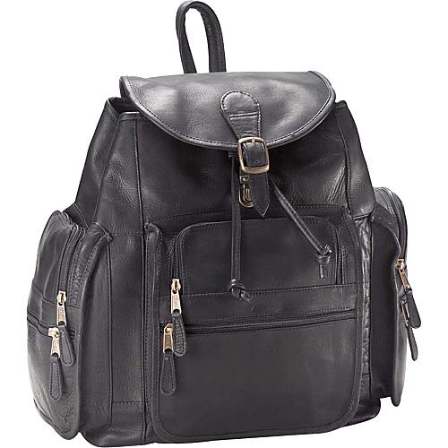 Clava XL Backpack - Vachetta Black