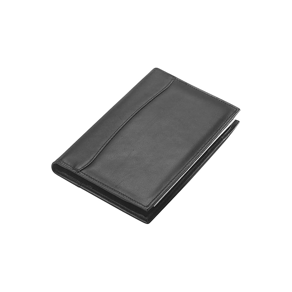 Clava Junior Open Padfolio - Quinley Black