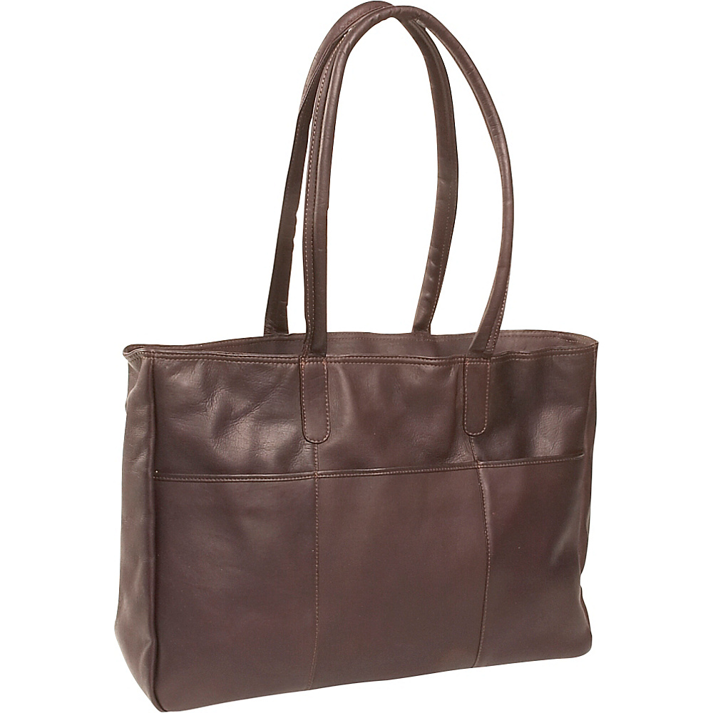 Clava Luggage Tote - Vachetta Cafe - Luggage, Luggage Totes and Satchels
