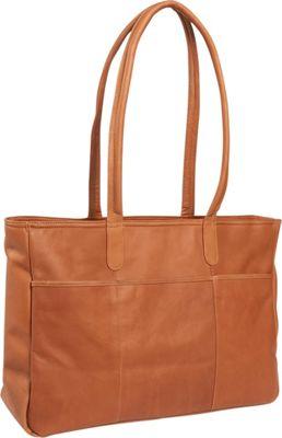 Clava Luggage Tote - Vachetta Tan