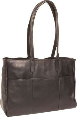 Clava Luggage Tote - Vachetta Black