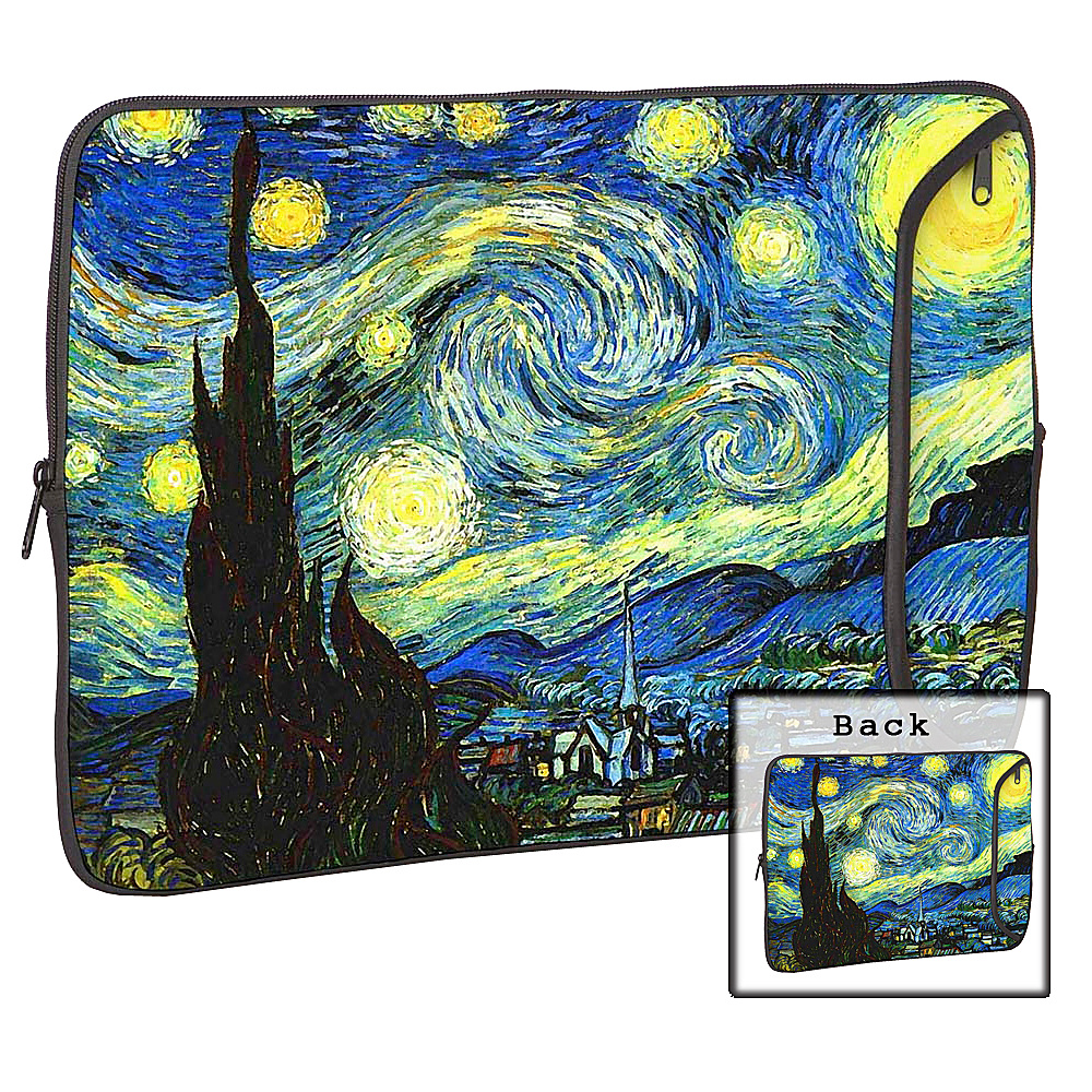 Designer Sleeves 15 Designer Laptop Sleeve - Starry - Technology, Electronic Cases