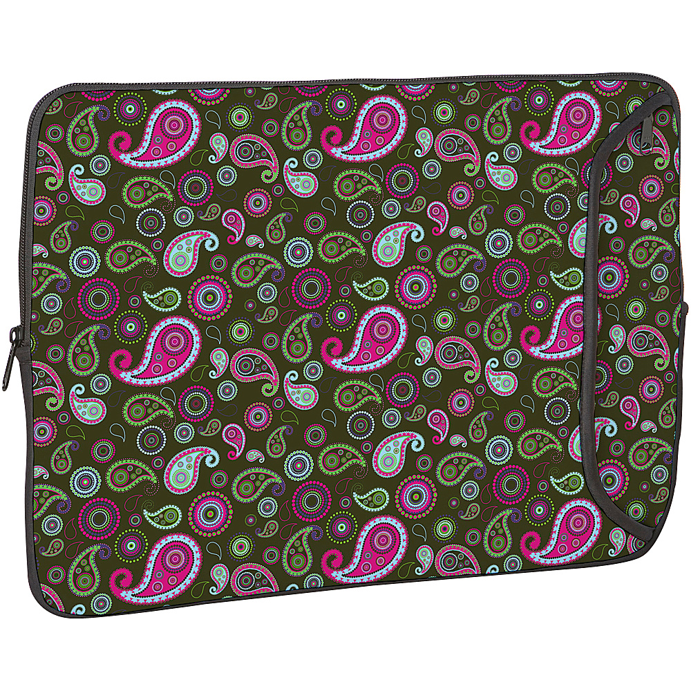 Designer Sleeves 15 Designer Laptop Sleeve - Paisley 2 - Technology, Electronic Cases