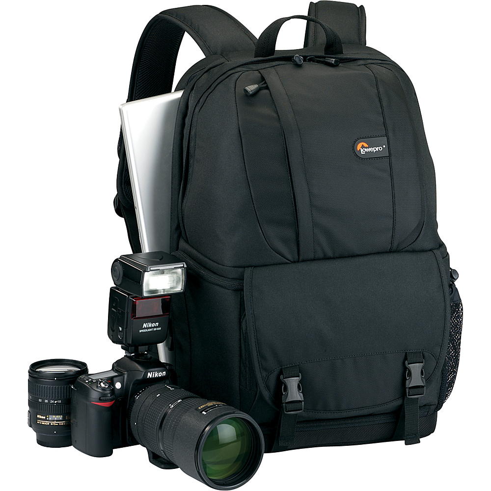 Lowepro Fastpack 250 Camera Laptop Backpack Black Lowepro Camera Accessories