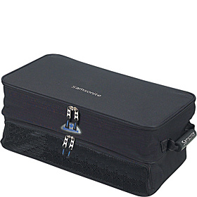 Golf Trunk Organizer Black