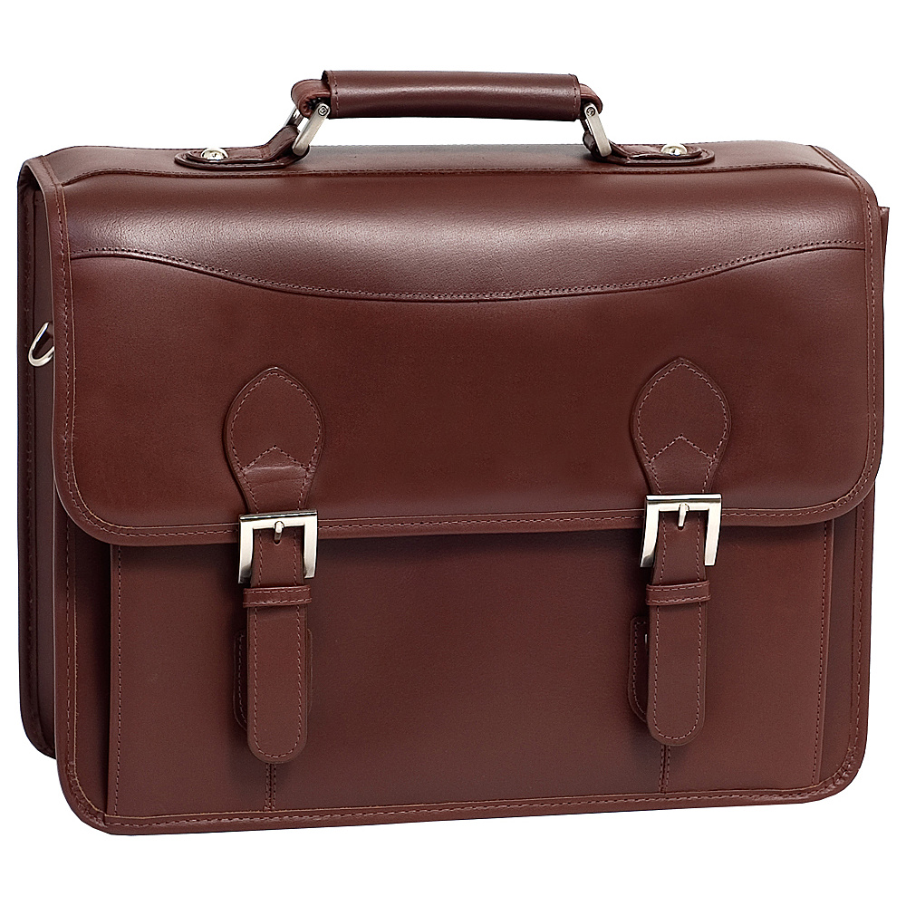 Siamod Manarola Collection Belvedere Double Compartment - Work Bags & Briefcases, Non-Wheeled Business Cases