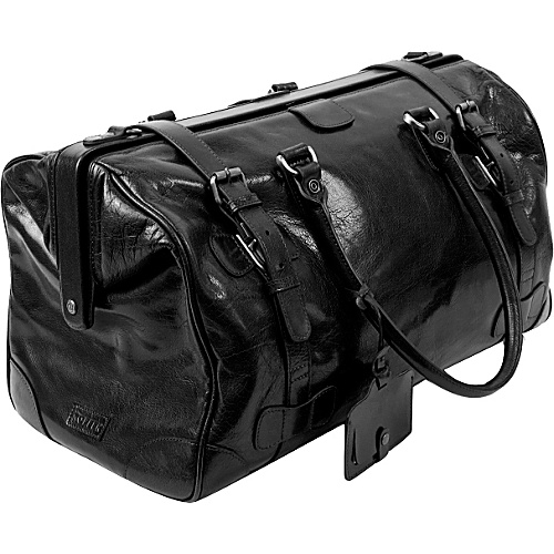 Dr. Koffer Fine Leather Accessories Chaucer Travel Bag