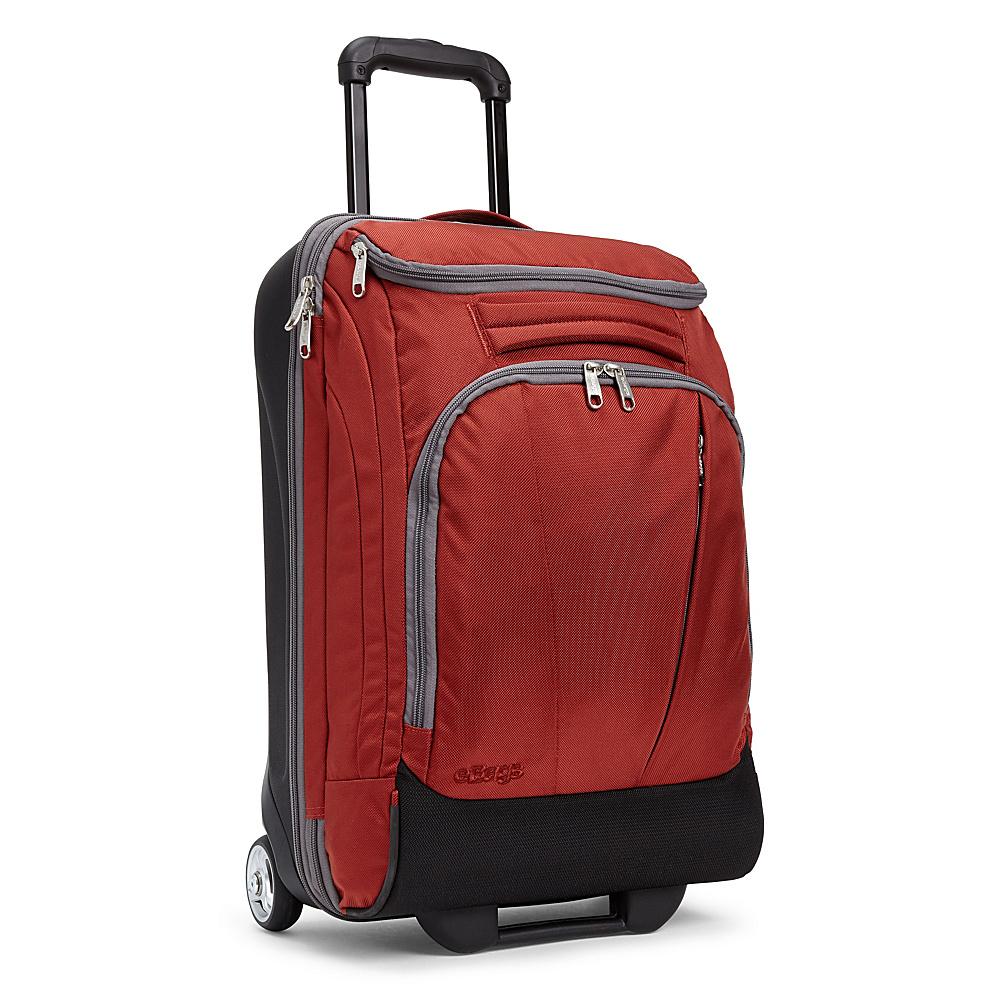 eBags Mother Lode TLS Mini 21 Wheeled Duffel - Sinful - Luggage, Rolling Duffels