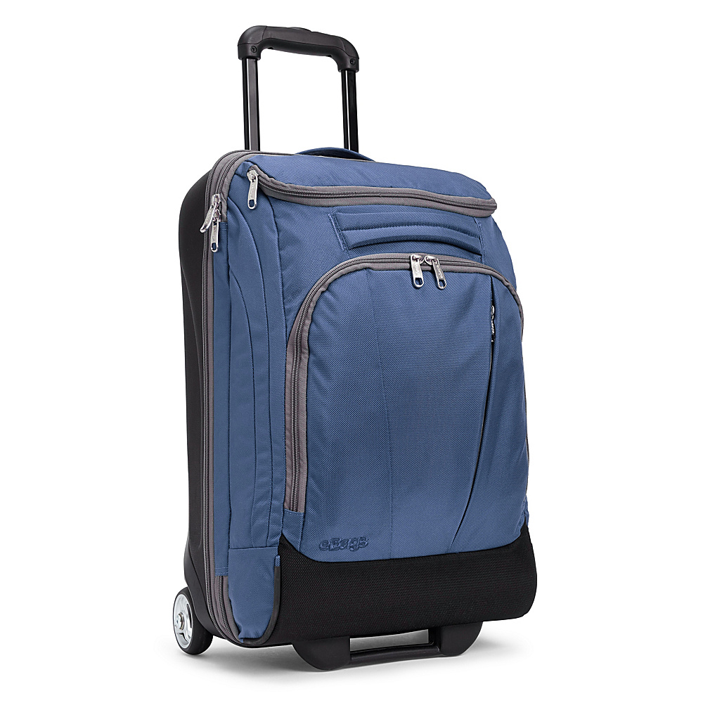 eBags Mother Lode TLS Mini 21 Wheeled Duffel - Blue - Luggage, Rolling Duffels
